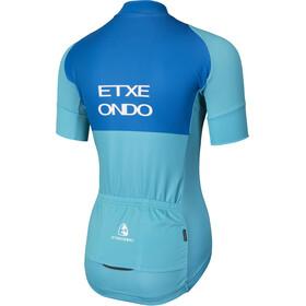 Etxeondo Ona Training Jersey korte mouwen Dames, blue